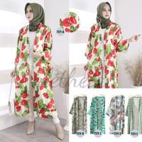 Outer Fashion Wanita - 709 - Motif A
