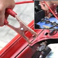 Baru Kabel Jumper Aki Mobil 200 - Accu Amp Booster Cable 200 Acu Car
