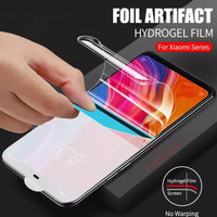 OPPO F9 / A7 / A5s HYDROGEL SCREEN PROTECTOR ANTI GORES LAYAR