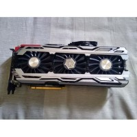 Inno3d Nvidia GTX 1070 iChill X4 8gb DDR5 256-Bit 2nd Good Condition