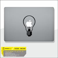 Decal Macbook Sticker Laptop Lamp