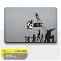Decal Macbook Sticker Laptop Avanger 2