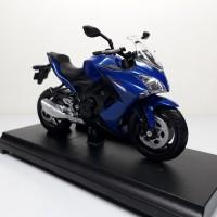 Jual Diecast Miniatur Motor Suzuki GSX-S 1000 F Skala 1/18 Welly