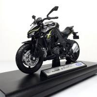 Jual Diecast Miniatur Motor Kawasaki Z1000 R Skala 1/18 Welly