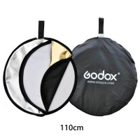 """Godox Reflector 5-In-1 42"""" (110cm) Professional Collapsible Disc Refle"""