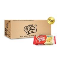 Arnott's Good Time Cookies Milky Vanilla - 1 CTN