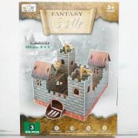 Puzzle 3D Istana Kerajaan