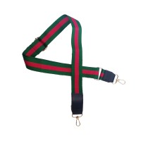 Long strap / Tali tas Gucci Hijau-Marun