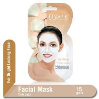 Ovale Facial Mask Bengkoang Sachet 15 gr