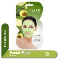Ovale Facial Mask Avocado Sachet 15 gr