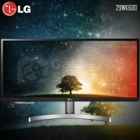 "LG 29WK600-W 29"" Ultrawide Full HD 21:9 IPS Gaming Monitor"