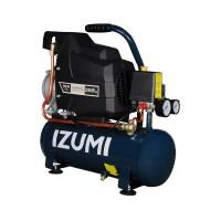 Izumi DD 0709 Kompresor 3/4 HP 9 L/ Direct Air Compresor Angin Listrik