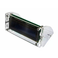 LCD 1602 16x2 Shell Case Holder Acrylic Display Bracket Stand Cover