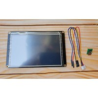 "Nextion NX8048K050 Enhanced - Generic 5"" HMI Touch Display"