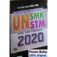 Buku Persiapan Menghadapi UN SMK STM Soal dan Prediksi 2020