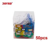 Gantungan Kunci / Label Nama / Joyko Key Ring Warna KR-9