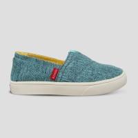 Sepatu Anak Slip-On WAKAI KIDS SLG11805 HASHIGO LIGHT BLUE