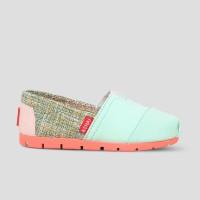 KOHAI CB11823 CORE BEIGE BABY GREEN - Sepatu Anak Laki-Laki