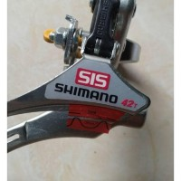 Terbaru Fd Shimano sis 42t operan depan 3 speed