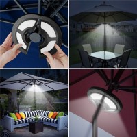 EMF Lampu Sorot 36 LED Tanpa Kabel Warna Putih / Warm White Tenaga