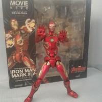 Mafex Iron Man Mark 45