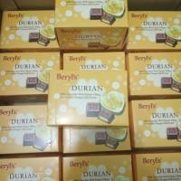 Beryls Box Durian Chocolate 60g