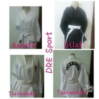 Baju karate anak anak pemula merk TIKAIDO