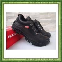 sepatu tactical Sepatu Boots Pria Safety ujung besi type low boot Spor