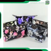 A322 fashion pouch tas wanita kosmetik makeup wanita tas make up