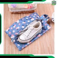 A331 fashion tas wanita pouch sepatu sandal tas travel organizer