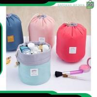 A336 fashion tas pouch travel wanita tas kosmetik multifungsi