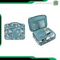 A329 fashion tas wanita kosmetik pouch wanita travel bag tas make up