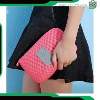 A339 fashion tas wanita hp kosmetik pouch wanita makeup gadget make up