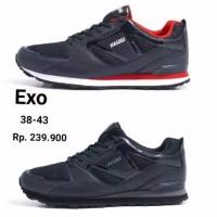 Original Kasogi Exo - Sepatu Running Sepatu Olahraga Sepatu Sneaker