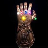 Sarung Tangan Thanos Infinity Gauntlet Marvel Legends Gauntlet Gloves
