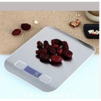 Timbangan Digital Elektronik Penimbang Makanan Dapur dengan Lcd 5kg