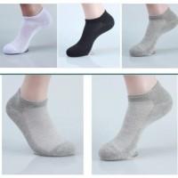 Kaos Kaki Ankle Low Cut Casual Bahan Katun Campur Lembut Enak
