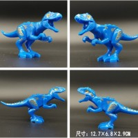 Blocks Murah Lego Jurassic World Dinosaurus Set Mainan Edukasi Anak