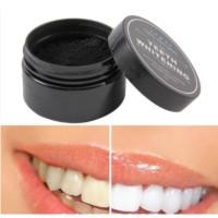 Pemutih Gig iCharcoal Powder Activated Teeth Whitening Pot