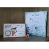 Undangan Pernikahan Murah Terbaru Terlaris Avis KD 94