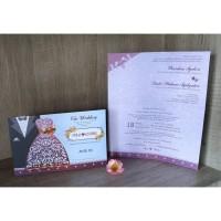 Undangan Pernikahan Murah Terbaru Terlaris Avis kd 93