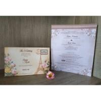 Undangan Pernikahan Termurah Terbaru Terlaris Avis Kd 92