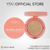 YOU The Simplicity Color Corrector CC Cushion