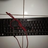 NYK Keyboard Gaming KR-101 Full Size RGB Metal