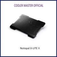 Cooler Master Notepal X-LITE II Laptop Cooling Pad R9-NBC-XL2K-GP