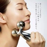 MASSAGER - 3D Diamond Alat Setrika Wajah / Body&Face-Lift Roller