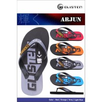 Sandal Glisten Arjun - Orange, 10