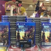Ps4 Kingdom Hearts 3 / Kingdom Heart Iii (Reg 3/ Asia / English)