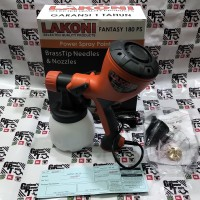Spray Gun Electric Power Spray Gun Lakoni Fantasy 180PS