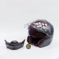 Helm Nolan N40.5 / N405 / N40-5 / GT Special Ncom - Black Graphite